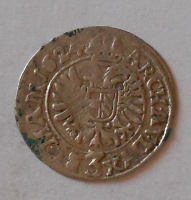 Čechy – Praha 3 Krejcar 1624 Ferdinand II.