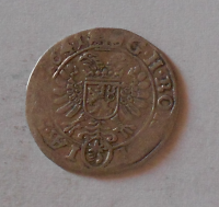 Čechy – Praha 3 Krejcar 1641 Ferdinand II.