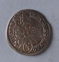 Čechy – Praha 3 Krejcar 1715 Karel VI.