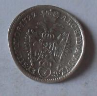 Čechy – Praha 3 Krejcar 1722 Karel VI.