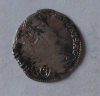 Čechy – Praha 3 Krejcar 1723 Karel VI.