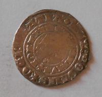 Čechy Pražský Groš 1310-46 Jan Lucemburský
