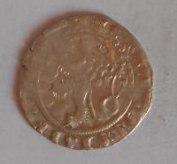 Čechy Pražský Groš 1346-78 Karel IV., stav