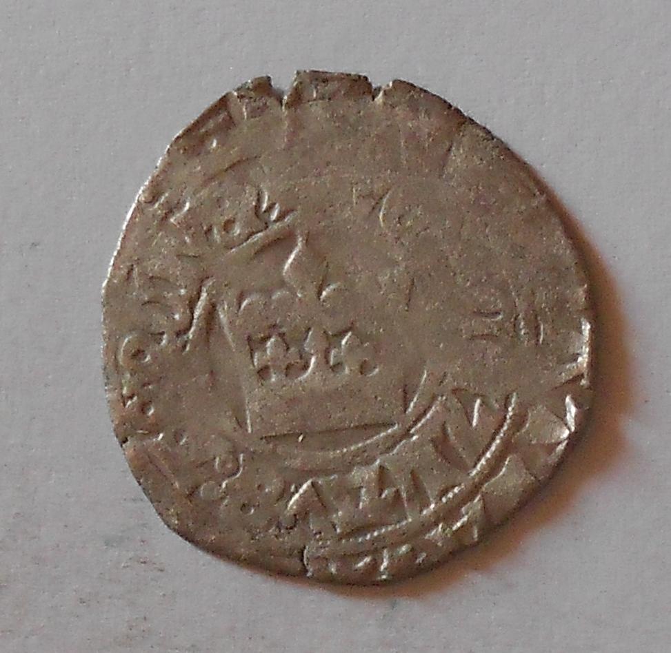 Čechy Pražský Groš 1378-1419 Bez letopočtu Václav IV.