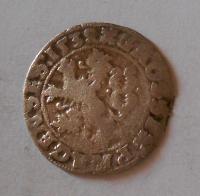 Čechy Pražský Groš 1534 Ferdinand I.
