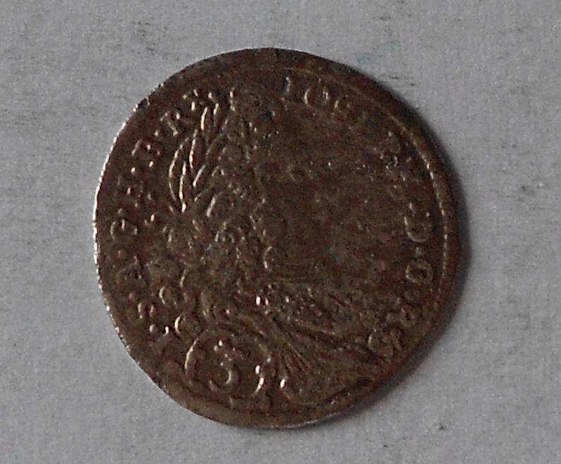 Mnichov 3 Krejcar 1711 Josef I.