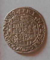 Olomouc – Arcibiskupství 3 Krejcar 1669 Karel Liechtenstein, stav