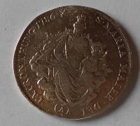 Rakousko 1/2 Tolar 1786 A Josef II. sek