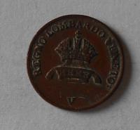Rakousko 1 Centesimi 1846 V Ferdinand V.