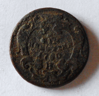 Rakousko 1 Krejcar 1760 H František Lotrinský