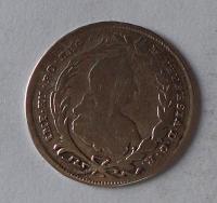 Rakousko 10 Krejcar 1768 Marie Terezie