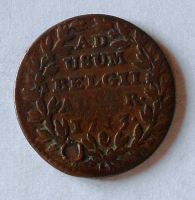 Rakousko 2 Liard 1753 Marie Terezie, dirka