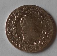 Rakousko 20 Krejcar 1765 WI František Lotrinský