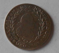 Rakousko 20 Krejcar 1769 E Josef II.