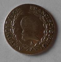 Rakousko 20 Krejcar 1811 A František II.