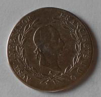 Rakousko 20 Krejcar 1829 A František II.