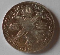 Rakousko Tolar křížový 1795 H František II.