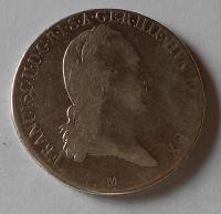 Rakousko Tolar křížový 1796 M František II.