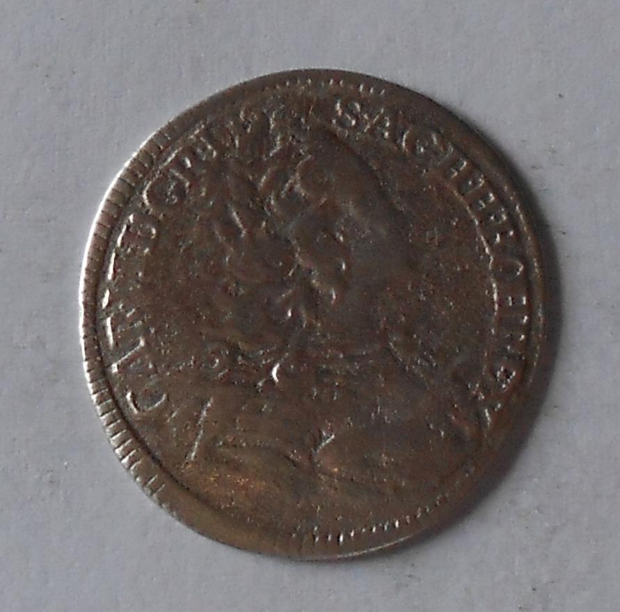 Rakousko – Vídeň 3 Krejcar 1719 Karel VI.