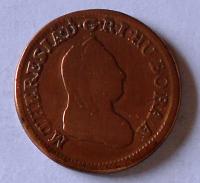 Uhry 1 Krejcar 1780 K Marie Terezie