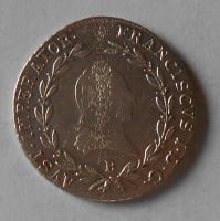 Uhry 20 Krejcar 1809 B František II.