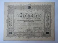 10 Forint, 1848, Uhry