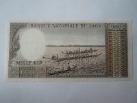 1000 Kip, král-rybáři, Laos