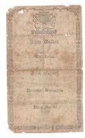 10Gulden/1806/, stav 4