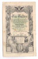 1Gulden/1866/, stav 2+, série EU 33