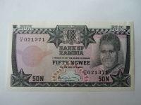 50 Negre, horníci, Zambie