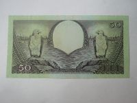 50 Rupií, 1959, Indonésie