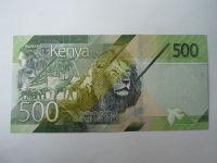 500 Schilling, 2019, Keňa