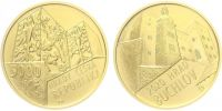 5000 Kč(2020-hrad Buchlov), stav 0/0, etue a certifikát