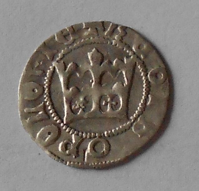 Čechy 1/2 Groš 1516-1526 Ludvík Jagellonský