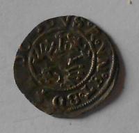 Čechy 1/2 Groš 1526 Ludvík Jagellonský