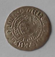Čechy Pražský Groš 1471-1516 Vladislav Jagellonský II.