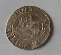 Čechy Pražský Groš 1533 Ferdinand I.