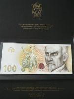 Oceněný nepřijatý návrh pamětní bankovky 100Kč 2019 - Alois Rašín, série C, originální balení STC