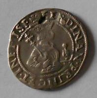 Rakousko  - Halle Sechser 1526-1564 Ferdinand I., dirka