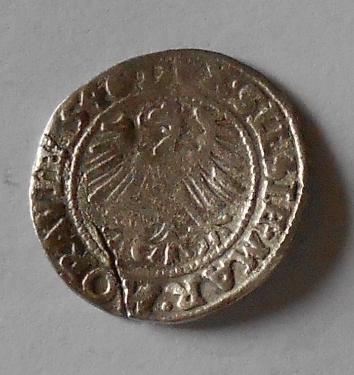 Slezsko – Vratislav Groš 1546 Ferdinand I.