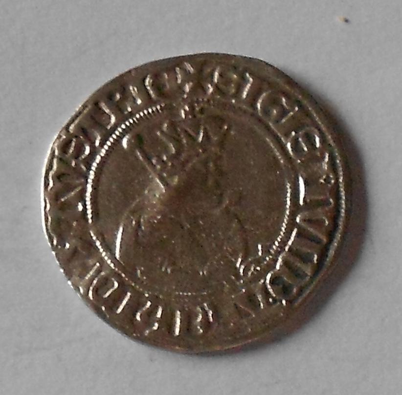 Uhry Sechser 1387-1437 Zikmund Lucemburský
