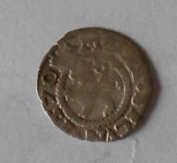 Čechy Bílý Peníz 1570 Maxmilián II.