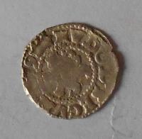 Čechy Bílý Peníz 1579 Rudolf II.