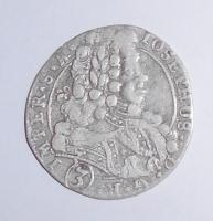 Čechy – Kutná Hora 3 Krejcar 1709 Josef I.