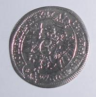 Čechy – Kutná Hora 3 Krejcar 1713 Karel VI.