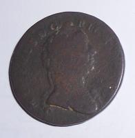 Čechy – Praha 1 Krejcar 1761 P Marie Terezie