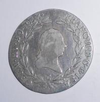 Čechy – Praha 20 Krejcar 1804 C František II.
