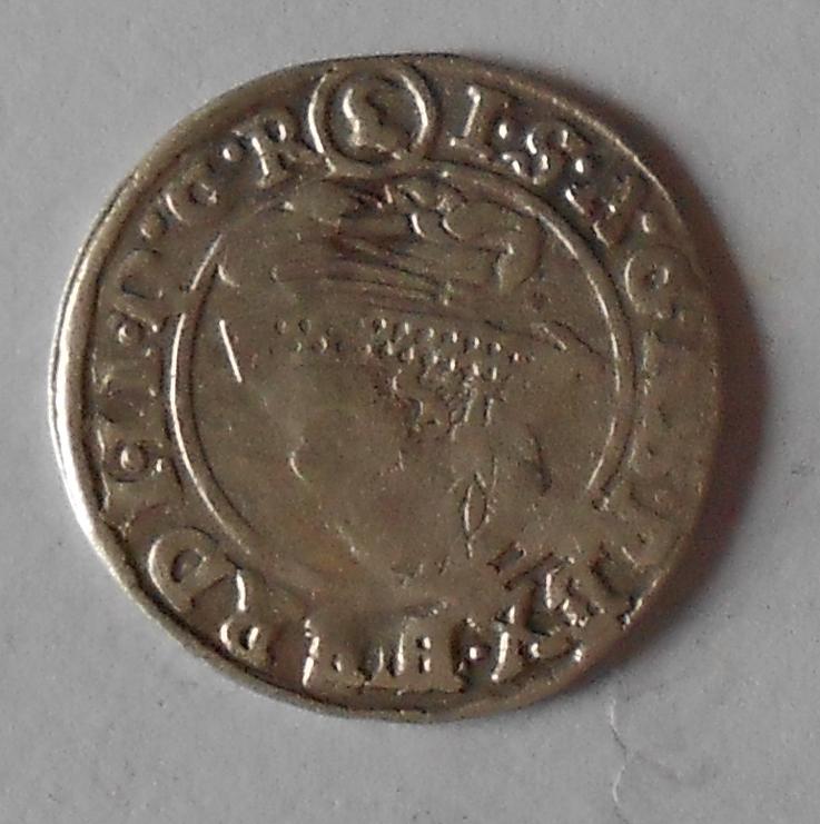 Čechy – Praha 3 Krejcar 1635 Ferdinand II.