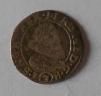 Čechy – Praha 3 Krejcar 1636 Ferdinand II.