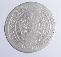 Čechy – Praha 3 Krejcar 1706 Josef I.